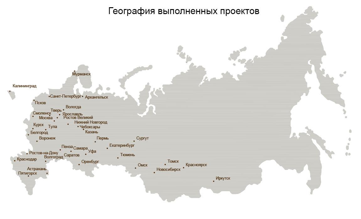 Карта России3