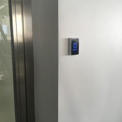Сенсорная кнопка выхода
