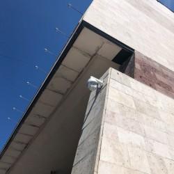 Скоростная купольная IP видеокамера
