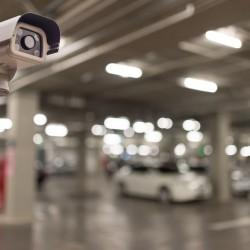 Видеонаблюдение на парковке